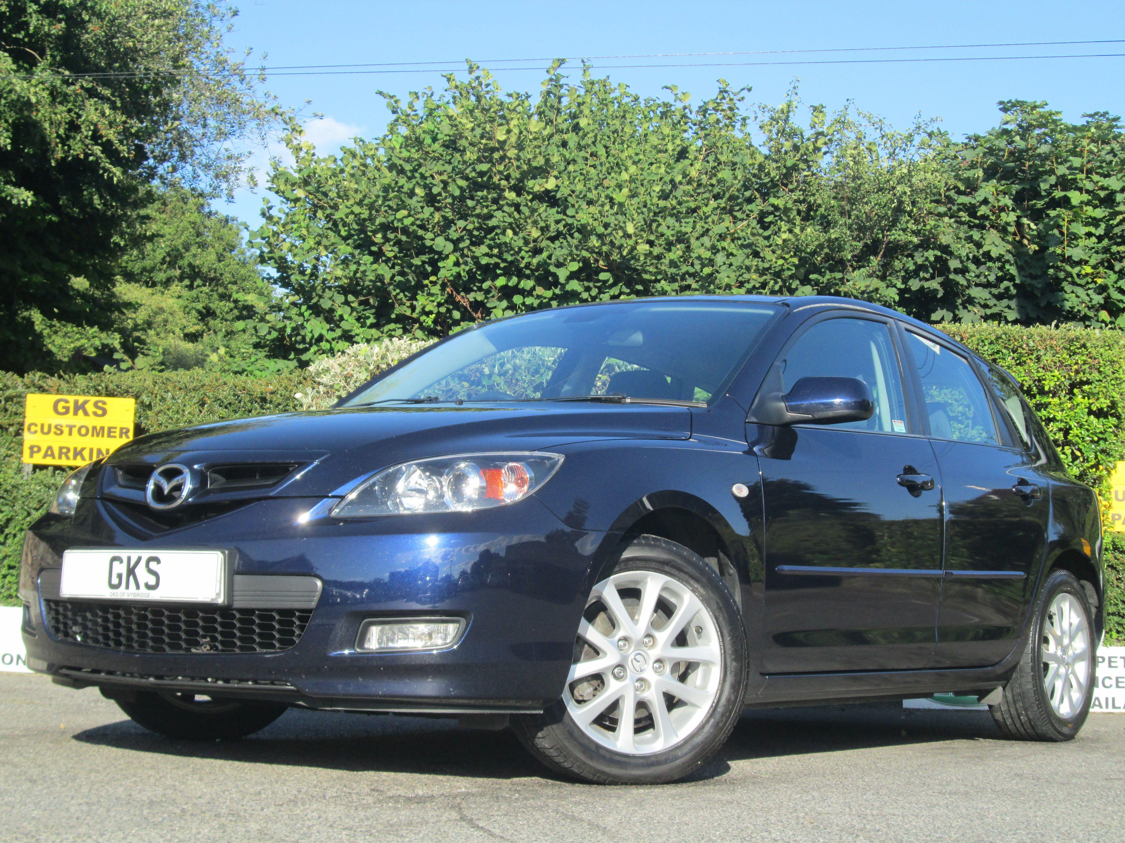 Mazda Mazda3 1 6 Takara 5dr Full Mazda Service History Up To