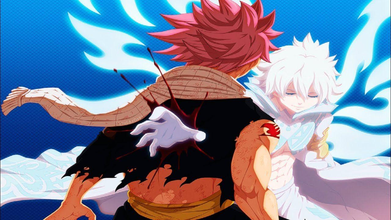 Fairy Tail Final Battle Natsu E N D Vs Zeref Black White Wizard Fairy Tail Anime Fairy Tail Zeref Fairy Tail