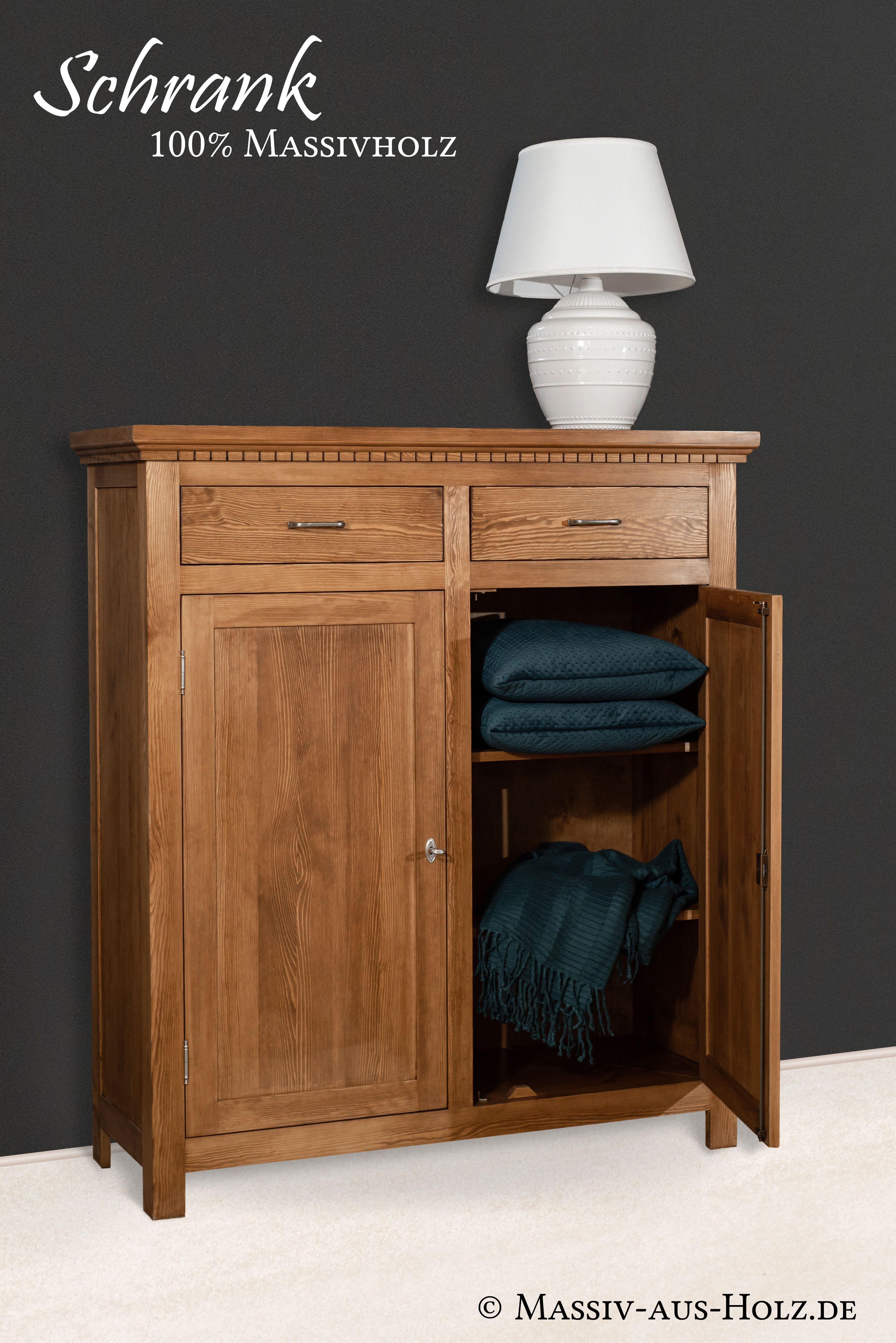 Schrank 100 Massivholz Qualitat 2020 In 2020 Furniture Inspi