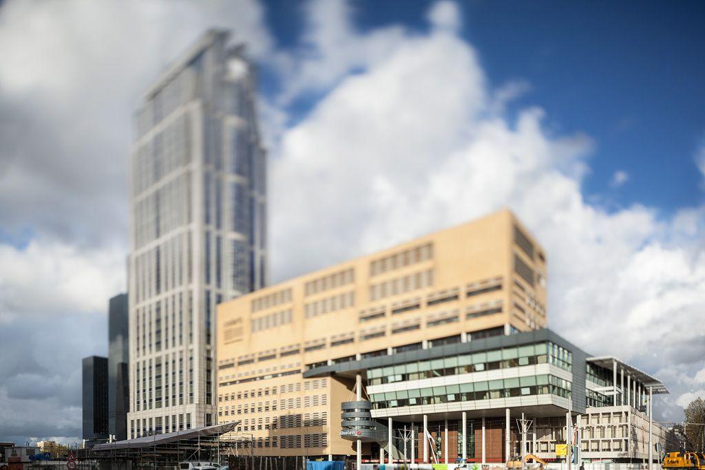 De Doelen Rotterdam | Luc Büthker