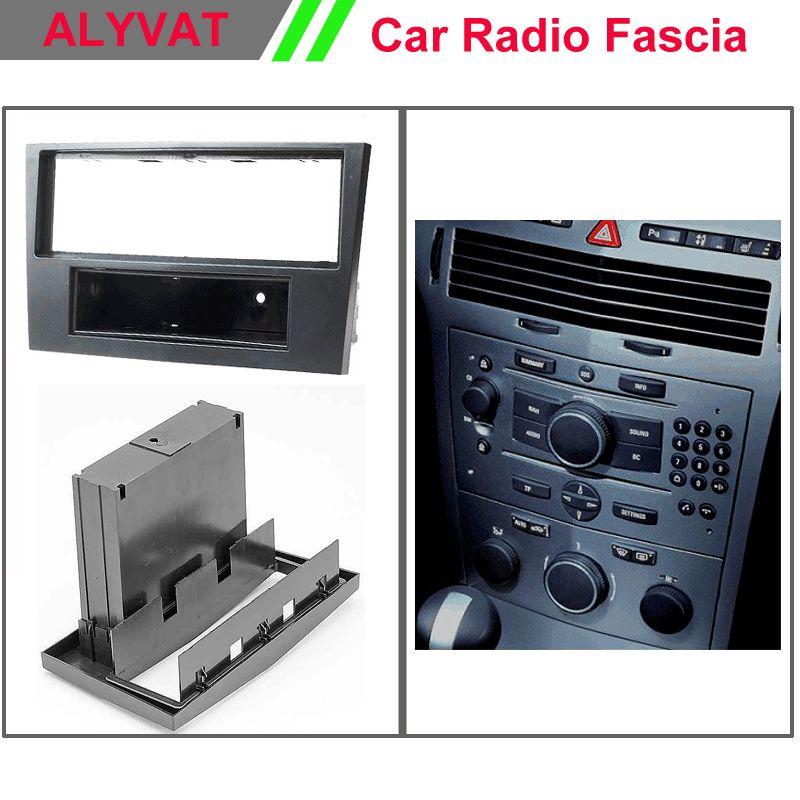 Vauxhall Astra H stereo radio Facia Fascia adapter panel plate trim CD surround