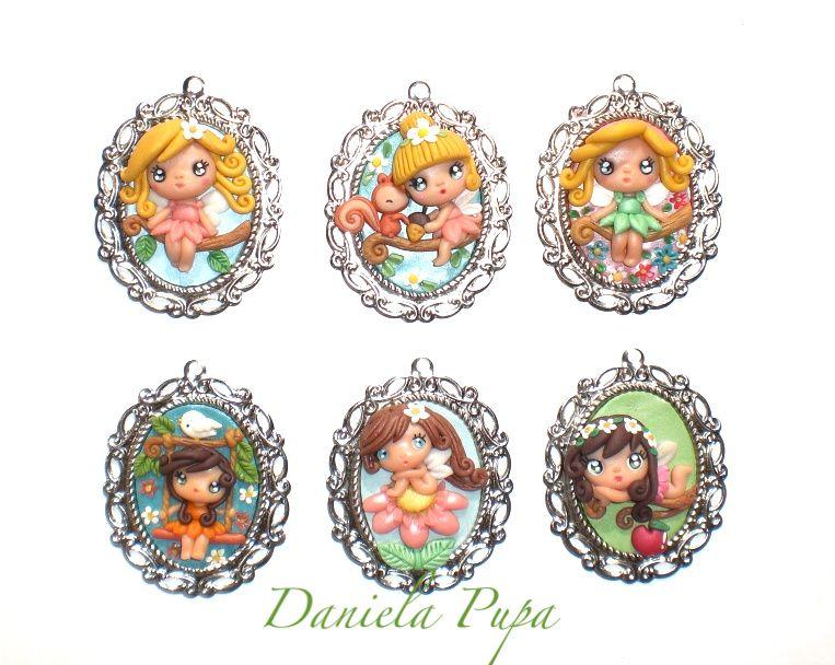Daniela Pupa Kawaii Jewels: Sweet Fairies