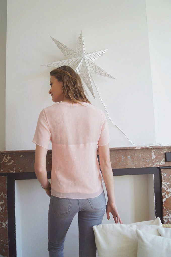 Top Olivia www.lescomptoirsd... #lescomptoirsdorta #eshop #top #olivia #rose #pink #spring #collection #crush