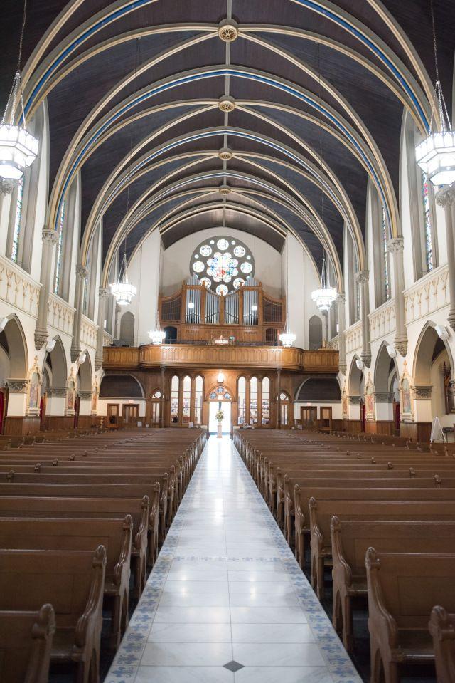 St Johns catholic church Indianapolis, INIndianapolis