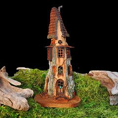 Forest Fairy Tree House, Small