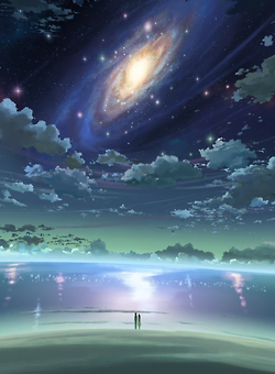 5 Centimeters Per Second screenshot Anime scenery, The