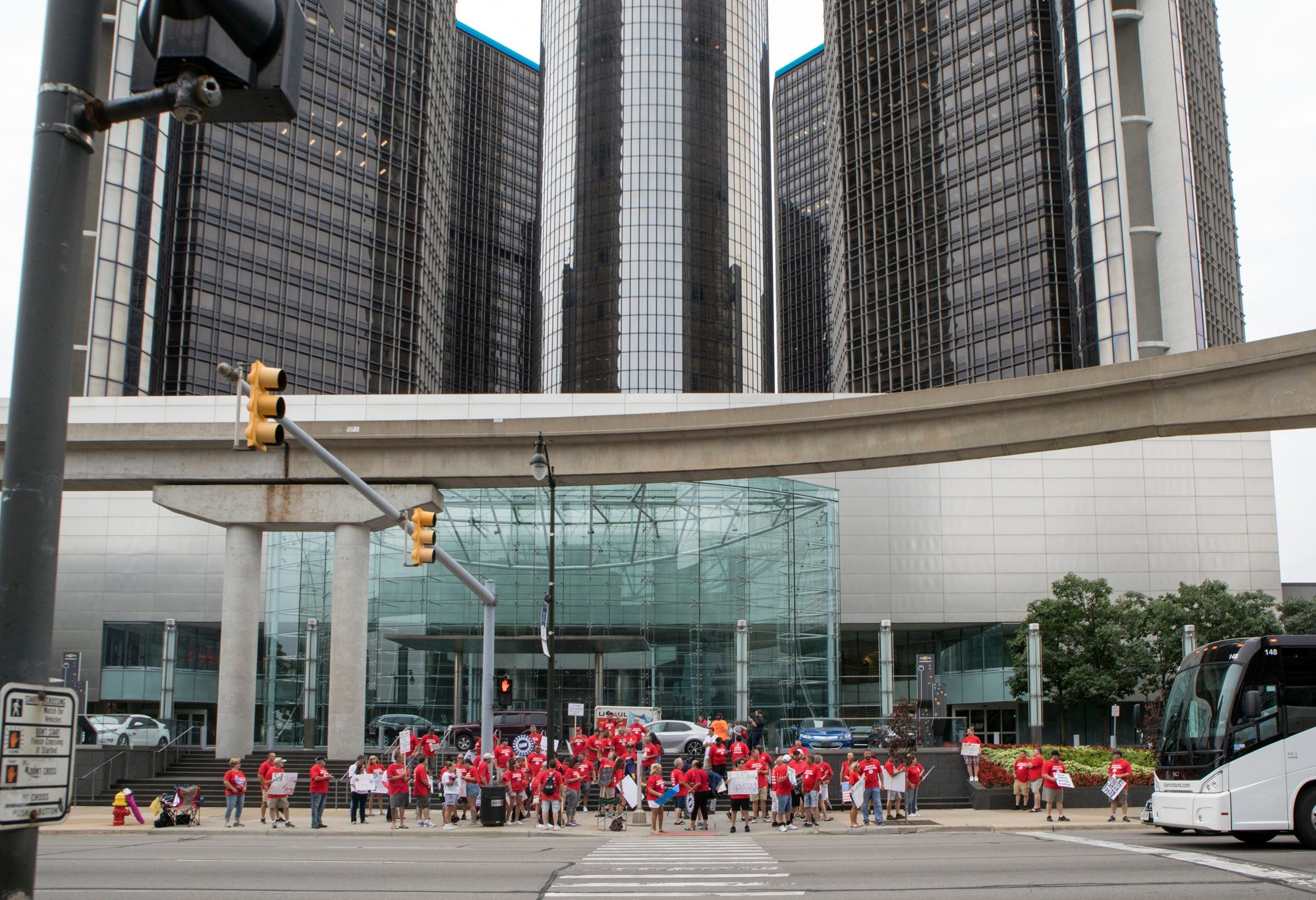 Gm Can Withstand Losses Of Uaw Strike Because Of What It Stands