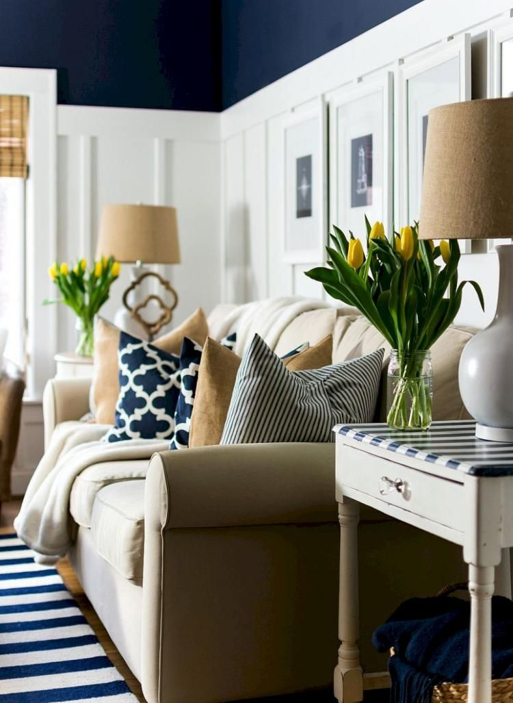 40 Cozy Living Room Decorating Ideas: 40+ Cozy Coastal Living Room Decor And Design Ideas
