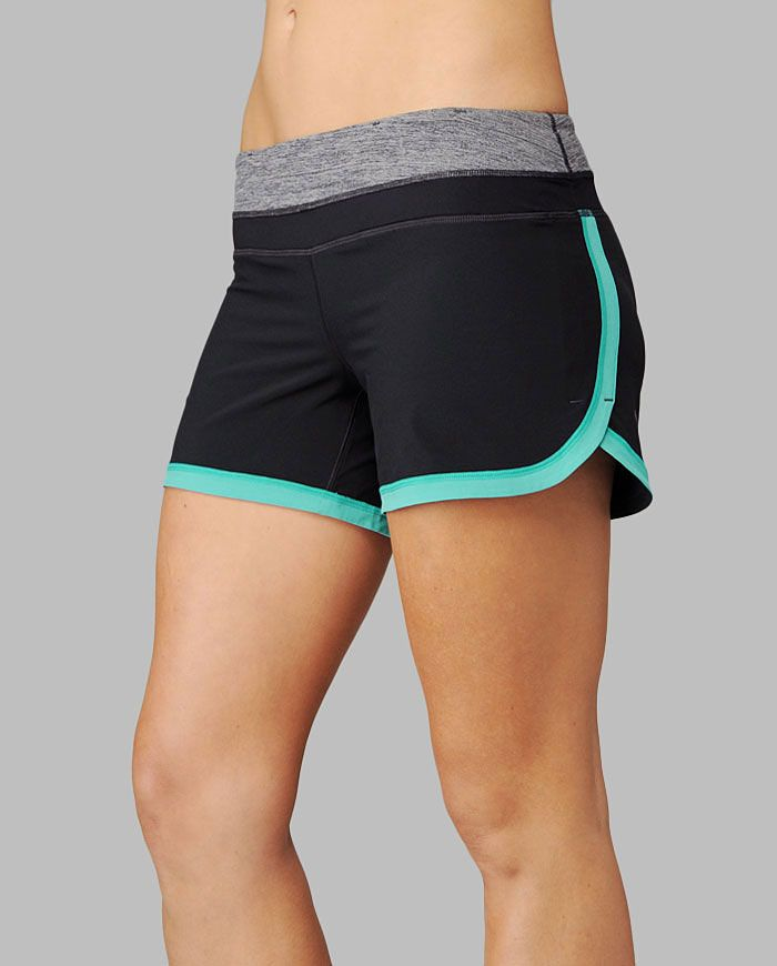 $54   Que Bonita! Lululemon running short to dash around the town or while you're increasing your mileage on your run. Swift is wicking, quick drying, light weight and breathable with 2-way stretch for extra comfort.
