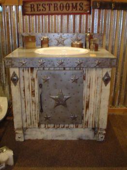 Bathroom Western Bathrooms Primitive Decorating Country Western Furniture