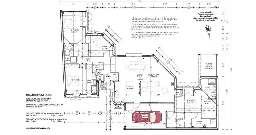 Plan maison  tous nos plans maisons IGC - IGC Construction Maison