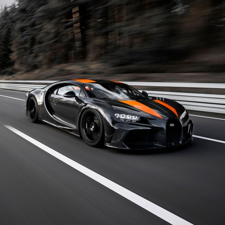 2020 Bugatti Chiron Review, Pricing, And Specs
