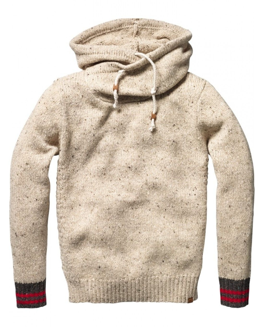 Looks so cozy! Hooded pullover by Scotch & Soda. | Gear for Guys ...