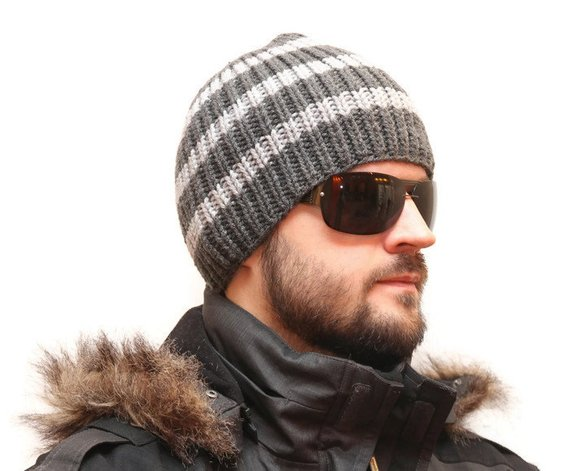 Stylish winter hats for men - man winter hat a74552ac549