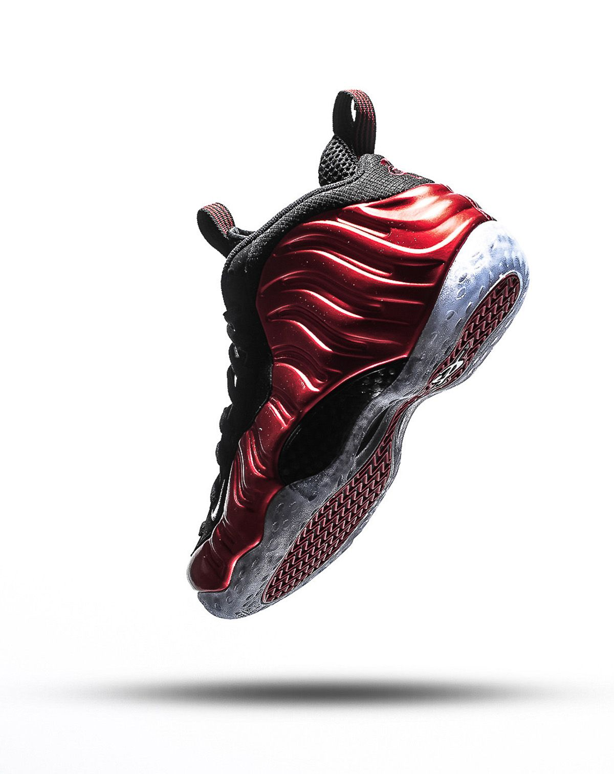 detailed look 9d2cd 5acbd Nike Air Foamposite One  Metallic Red  2017 Reissue - EU Kicks  Sneaker  Magazine
