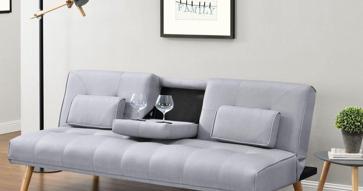 Brooklyn Modern Scandi Light Grey Fabric Sofa Bed Bmf Infinity Mini Modern Corner Sofa Bed Storag In 2020 Modern Sofa Bed Design Sofa Bed Design Contemporary Sofa Bed