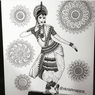 Image may contain: drawing | Dancing drawings, Drawings ...
