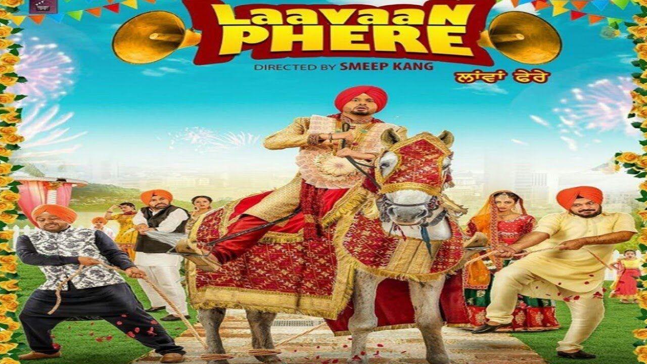 Laavan Phere (2018) Punjabi Full Movie Watch Online HD