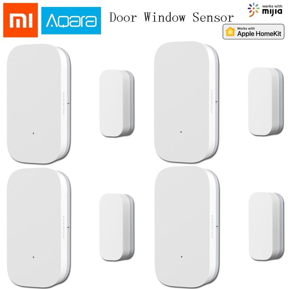 Xiaomi Mijia Capteur De FenêTre Sans Fil Smart Home Security Kits Mini Sensor