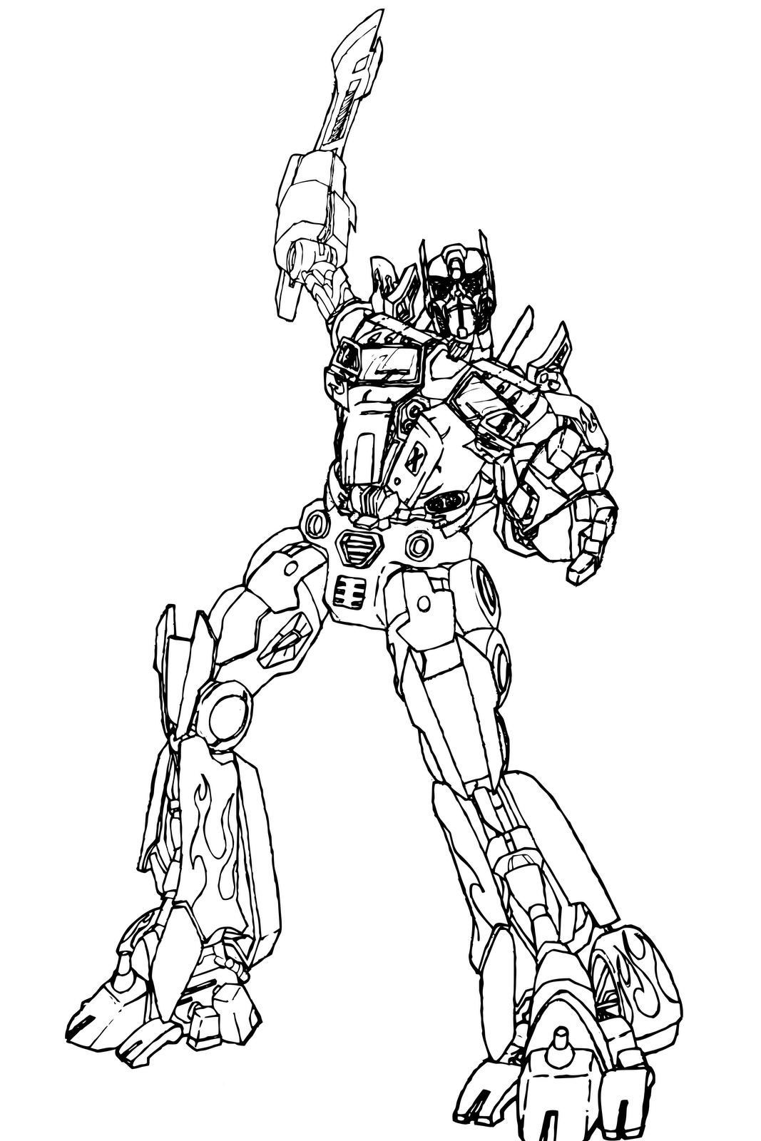 transformers boyama sayfası indir  ilosofia