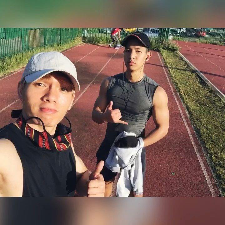 11072020 🏃♂️ . #weekend #cardio done #fitness #workout #run #fitnessmotivation #postoftheday #creatememories #myfitnessjourney #keepgoing #sunnyday #haveanawesomeday