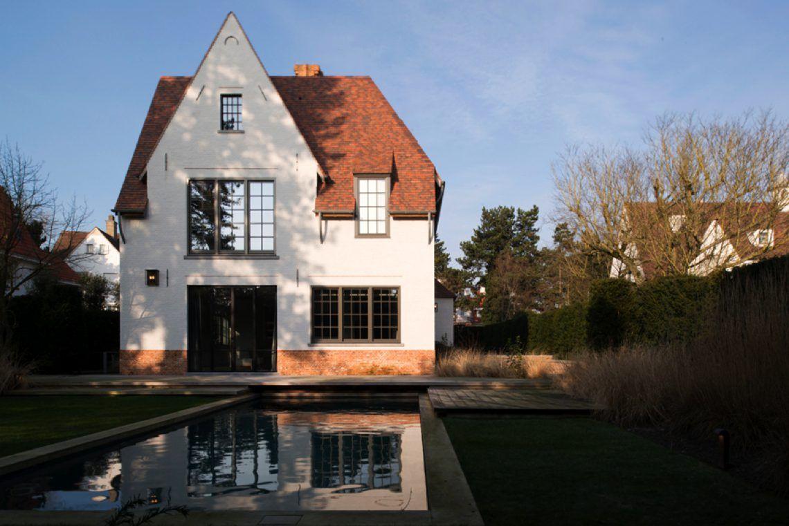 Architectenbureau glenn reynaert beach house hoog