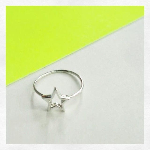 We will be pleased to make yours : etsy.com/shop/MiNinaNanas #ninananas #minirings #minibagues #mininananas #sterlingsilver #stackrings #etsy #jewelry #handmadejewelry #star #new
