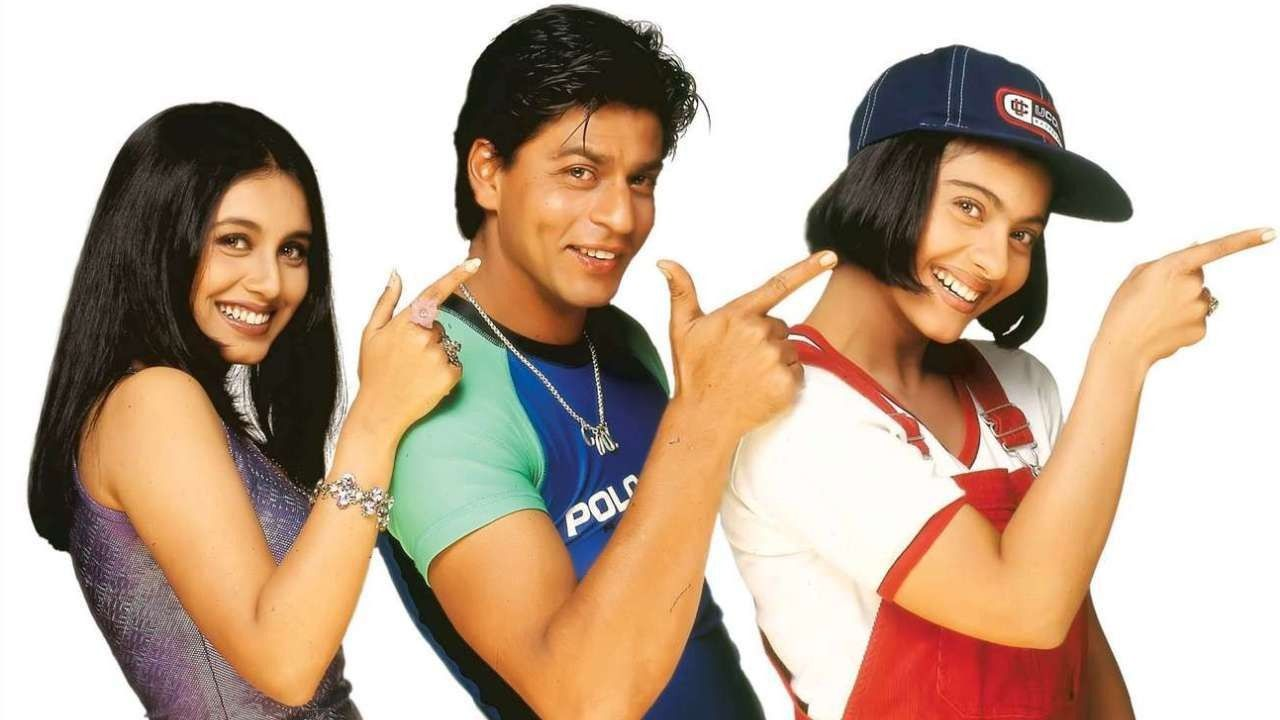 Kuch Kuch Hota Hai Kuch Kuch Hota Hai Bollywood Movie Bollywood Movies