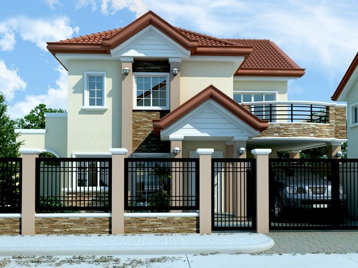 Elegant House Design Philippines House Design 2 Storey House Design Philippine Houses