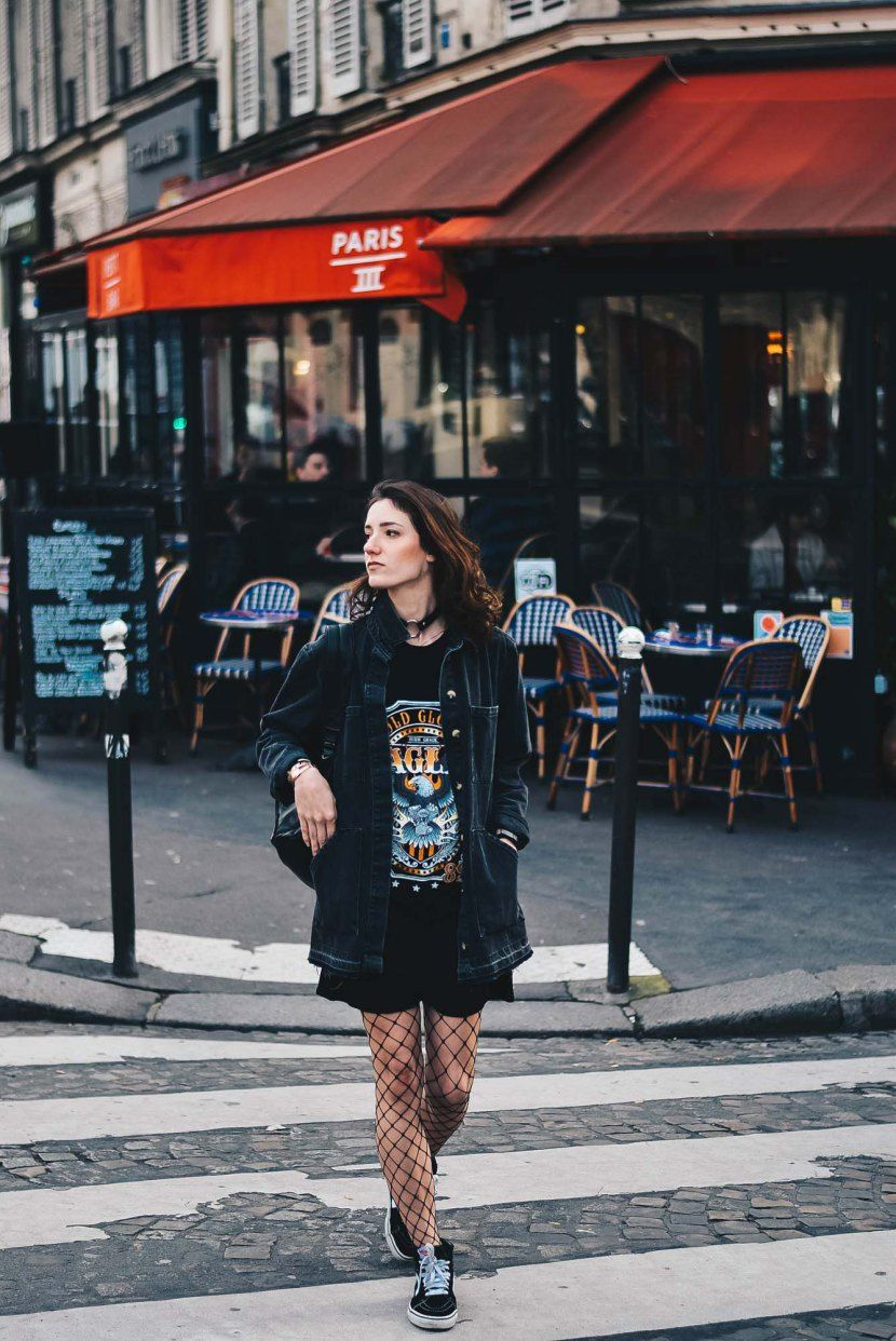 25 T-Shirt Dress Outfits to Try forSpring