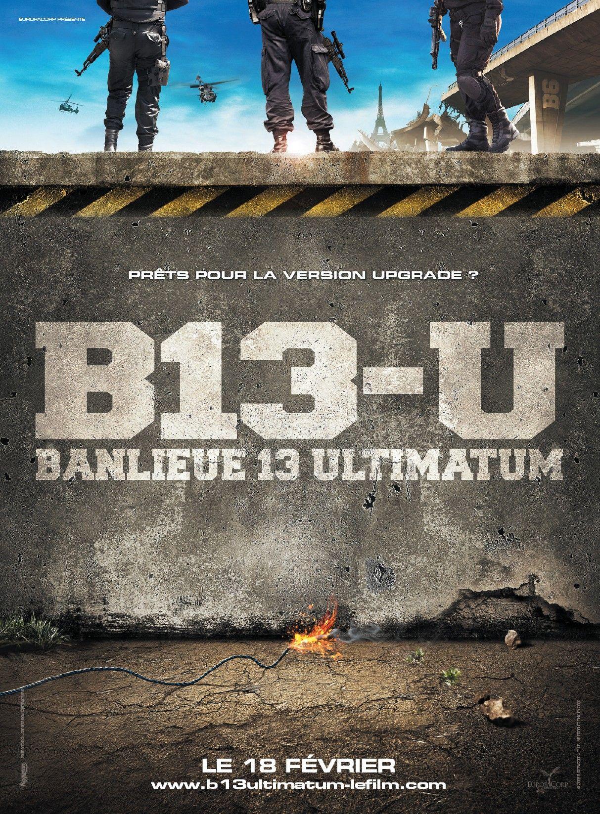 B13 GRATUITEMENT 2012 FILM TÉLÉCHARGER