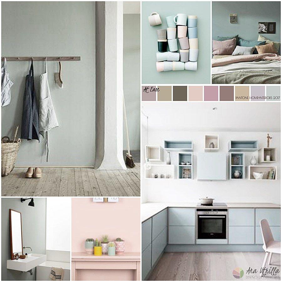 Gu a de colores pantone 2017 en decoraci n de interiores for Decoracion interiores online