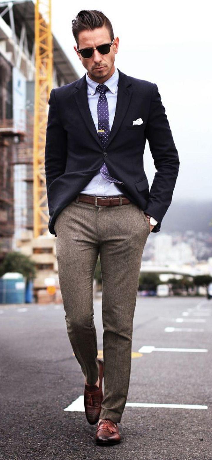 Gentleman wear this