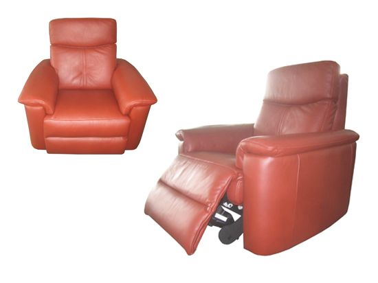 Sena Power Motion Recliner Red Recliner Recliner Chair Home Furnishings