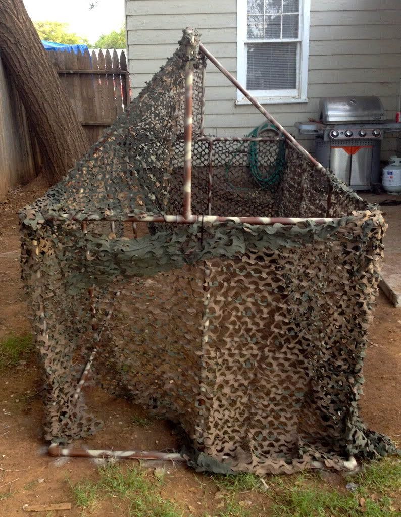 My New Semi Mobile Duck Blind Texas Waterfowler Forums