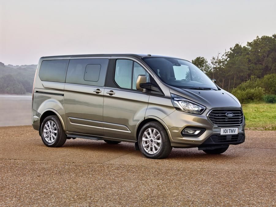 2018 Ford Tourneo Custom Defying Its Nature Ford Transit