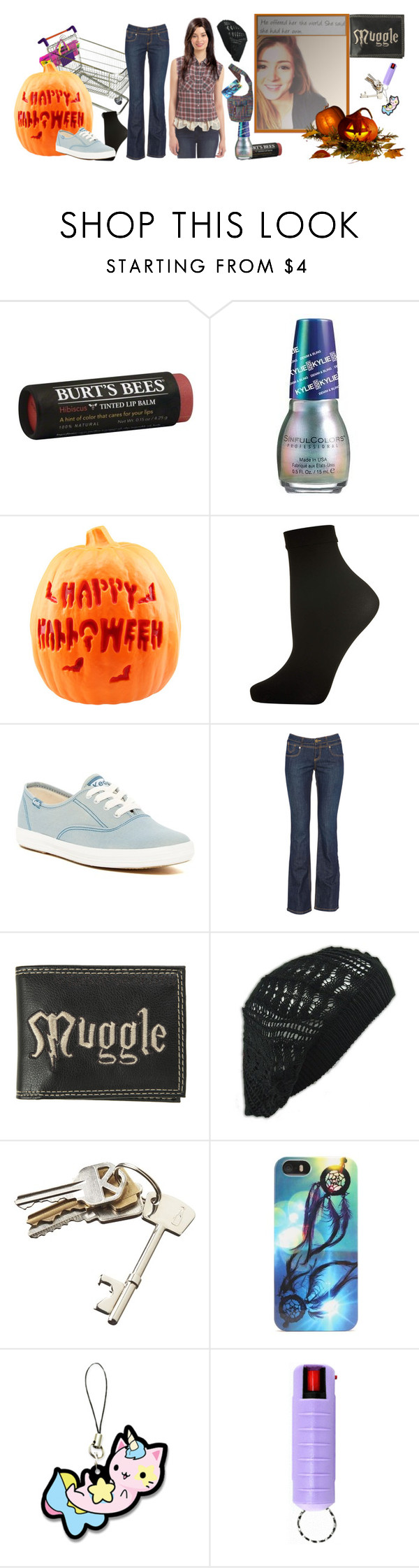 """""""Sabrina 59"""" by stockmon ❤ liked on Polyvore featuring Burt's Bees, Topshop, Keds, Naf Naf, CB2 and With Love From CA"""