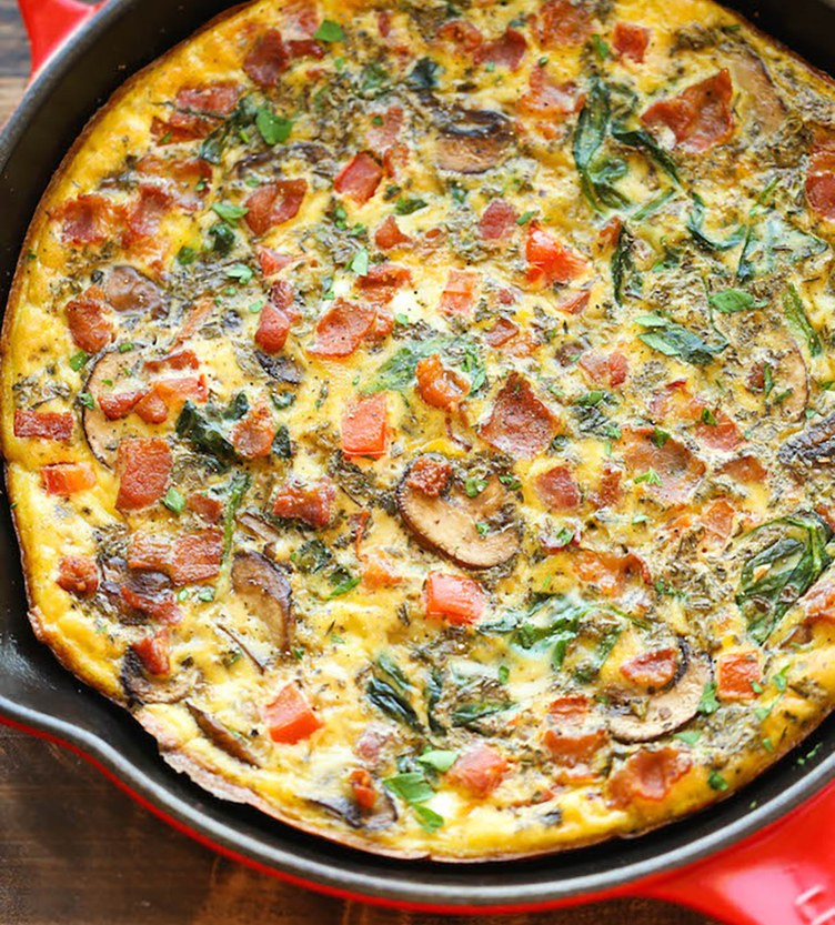 19 Healthy Frittata Recipes That Are Perfect for Meal Prep