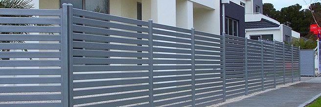 Aluminium Privacy Fencing Fences Aluminum Fence