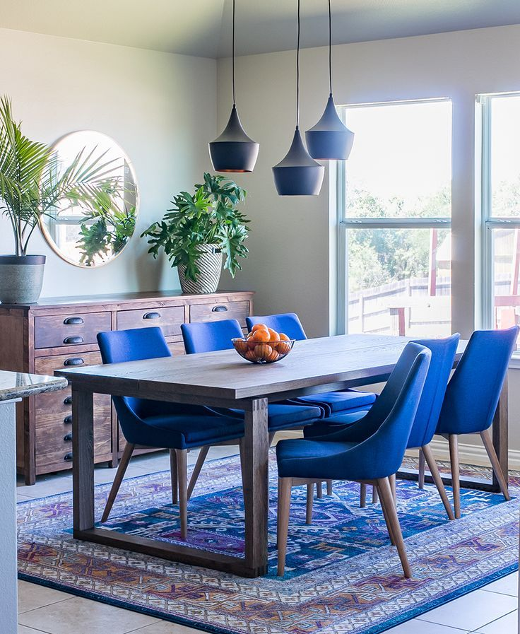 How To Choose Dining Chairs For Your Dining Table | Tisch, Wohnideen ...