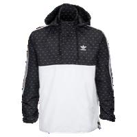 official photos d9a20 ea4b5 adidas Originals Pharrell Williams HU OTH Woven Jacket - Men s - Black    White