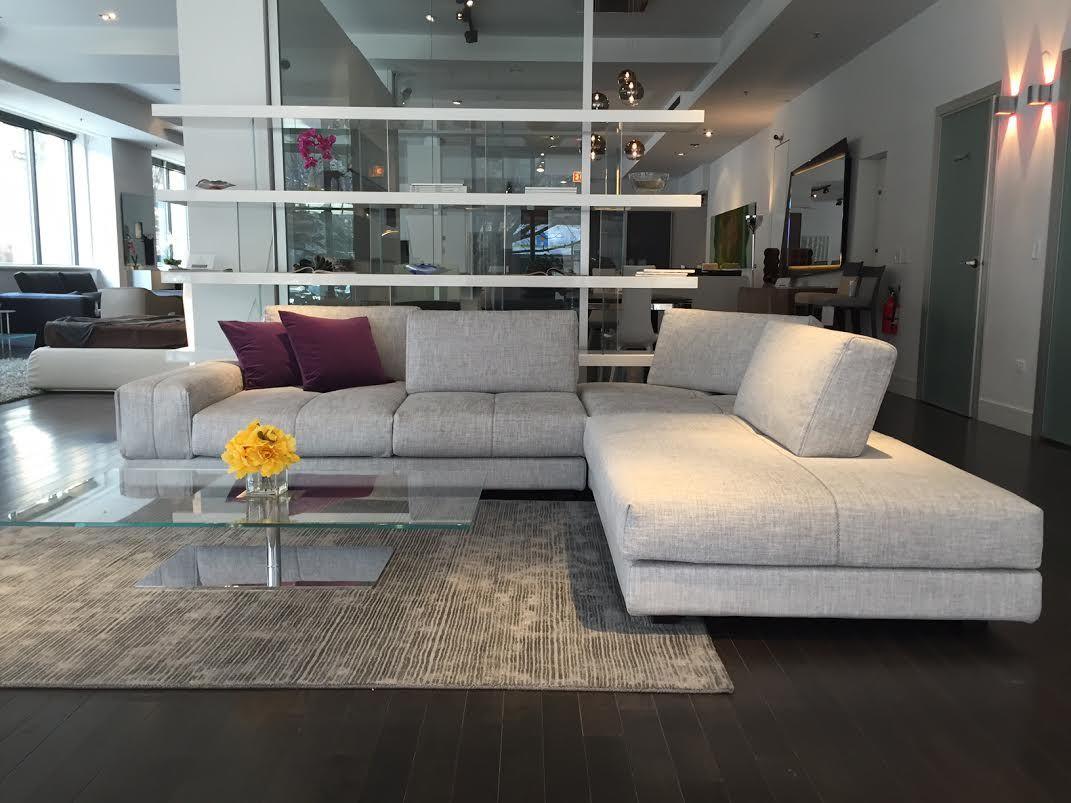 Peachy Open Space Sectional Sofa Adjustable Seat Depth Creativecarmelina Interior Chair Design Creativecarmelinacom