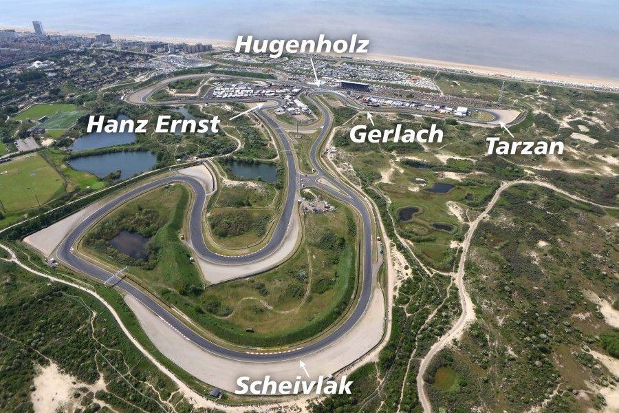 F1 Le tracé de Zandvoort va évoluer (avec images