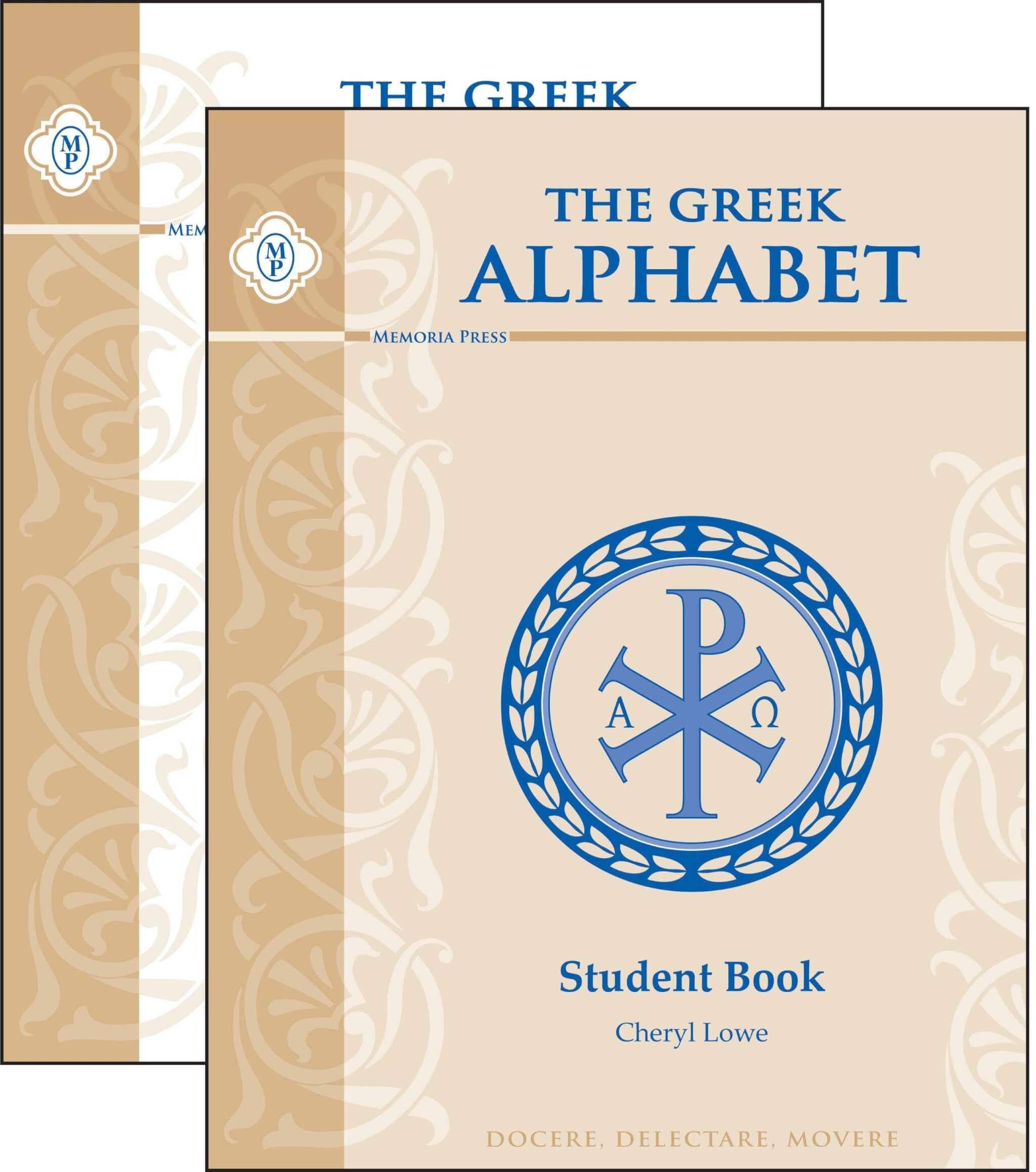 The Greek Alphabet Set Greek alphabet, Alphabet book