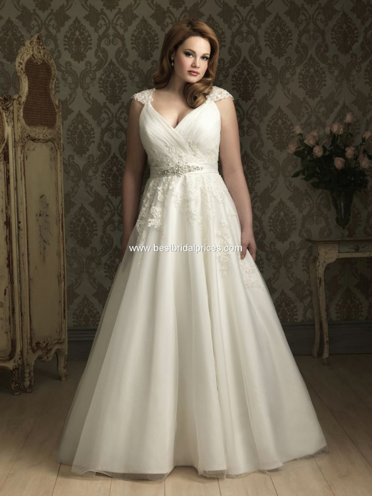 wedding dresses for plus size woman - best wedding dress for pear ...