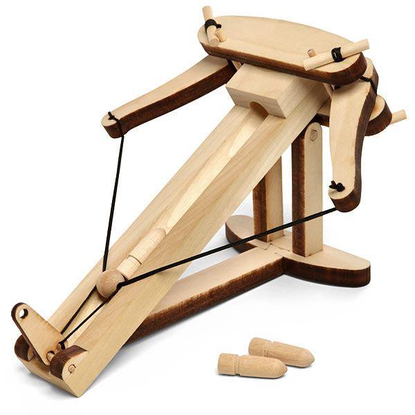 Wooden Ballista Kit
