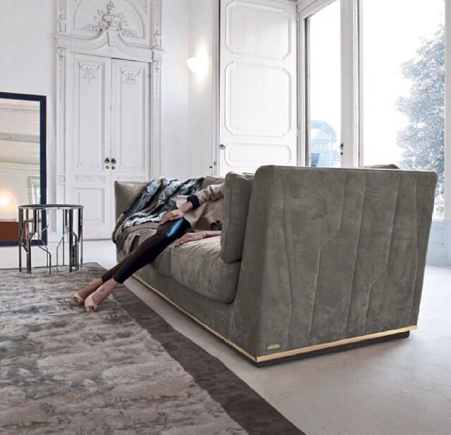 Sofa Longhi Nobu Seat Sofa Design Modern Lounge