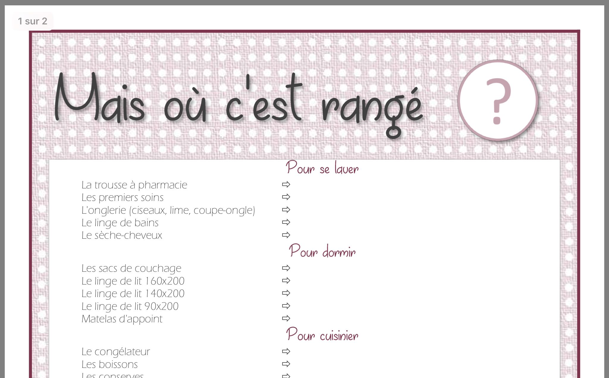 Pin By Doc On Organisation Maison
