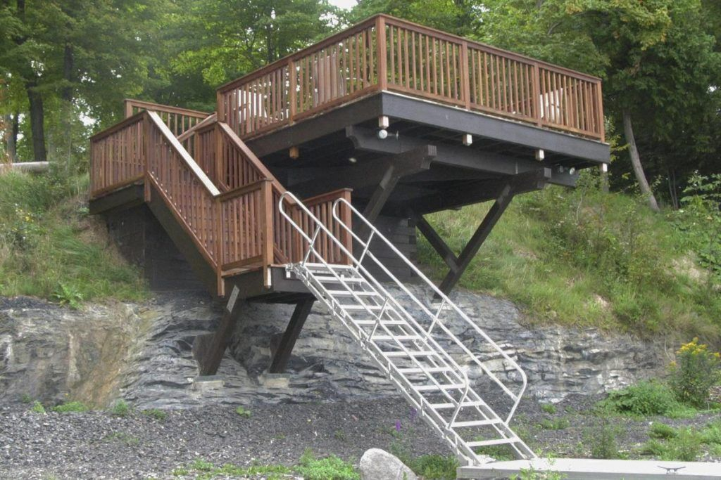 Best Removable Aluminum Stairways Outdoor Stairs Stair 400 x 300