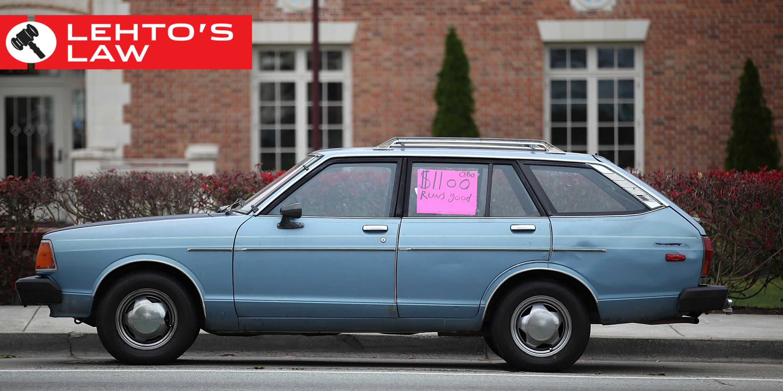 the scam you have to avoid when buying a used car beware of title skippers